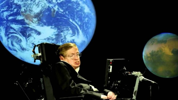 Stephen Hawking Has Warned Of A Planetary Disaster If We Don't Fix Ourselves Soon