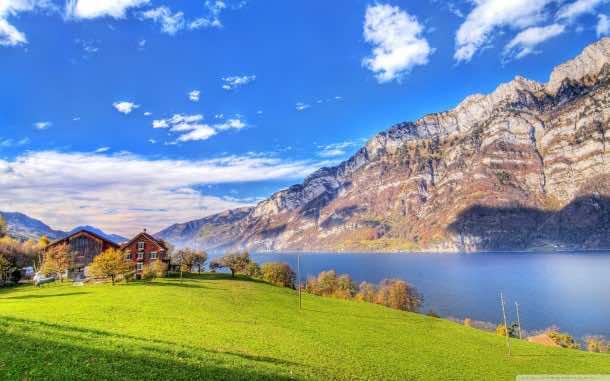 Switzerland wallpaper 3
