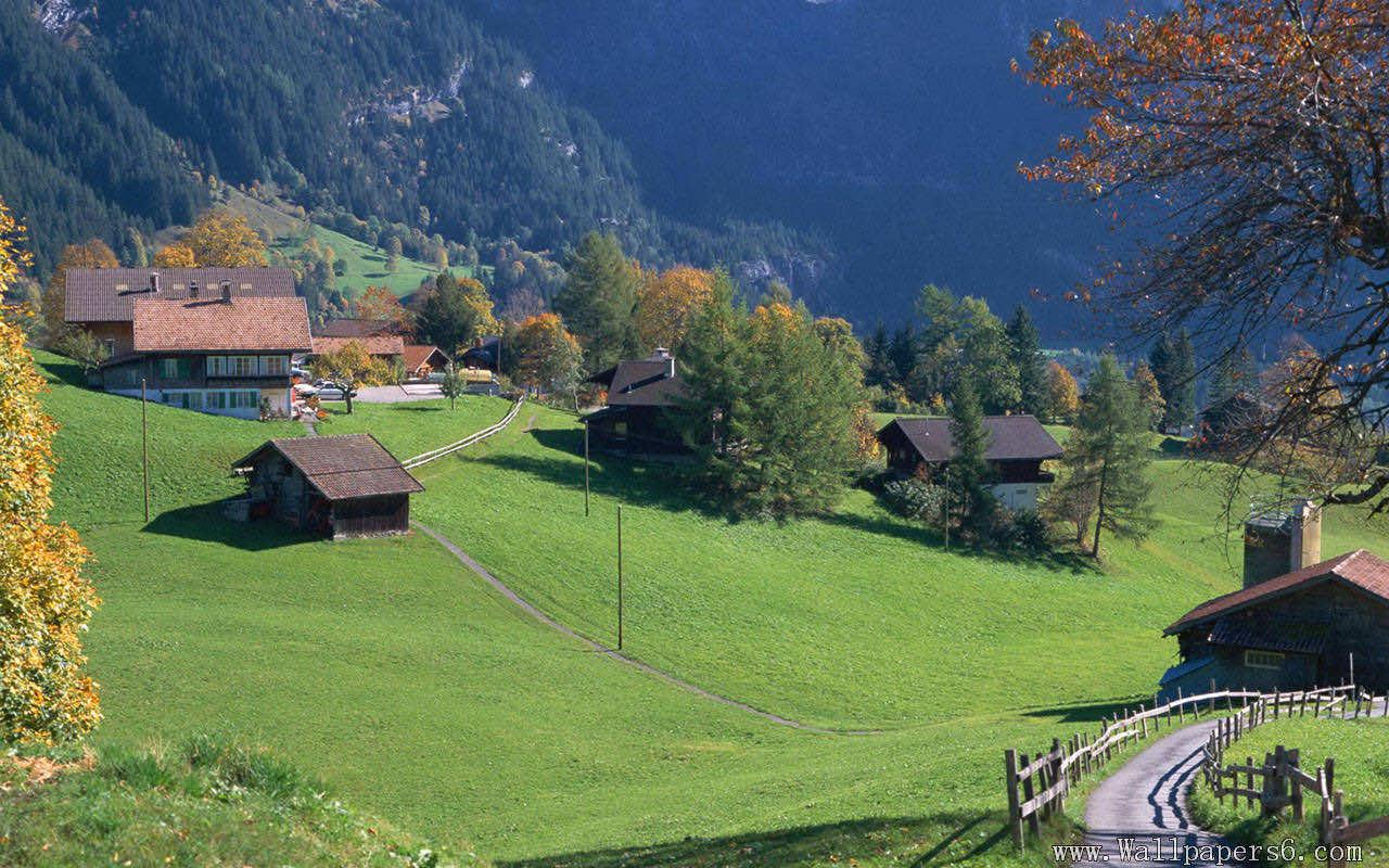 природная фотография из швейцарии