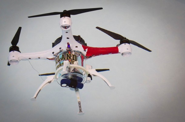 The Loon Copter Can Fly, Float And Dive! 6