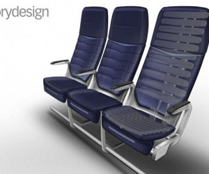 The Twister Is The New 'Twist' On Aircraft Seat For Economy Class