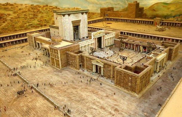 This Farmer Spent 30 Years In Building This Model of Herod's Temple 4