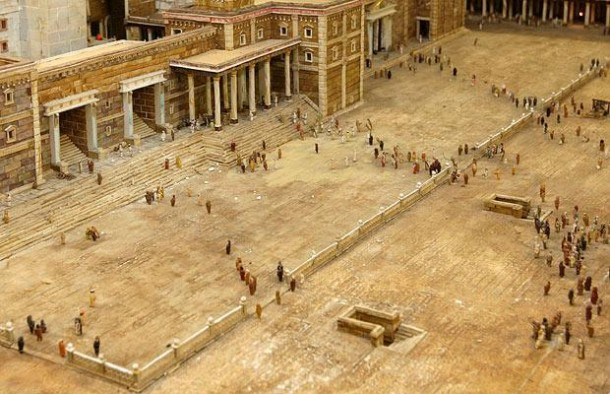 This Farmer Spent 30 Years In Building This Model of Herod's Temple 5