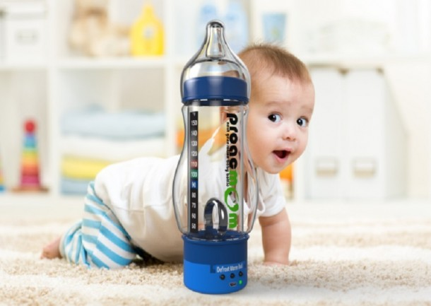 This Is The World's Most Advanced Baby Bottle 3