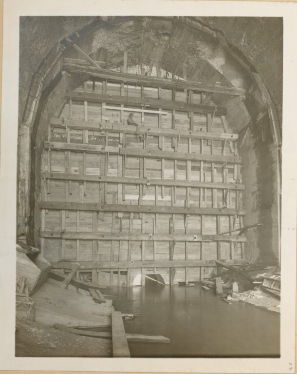 This Is What They Built To Provide Water To NYC In 1915 10