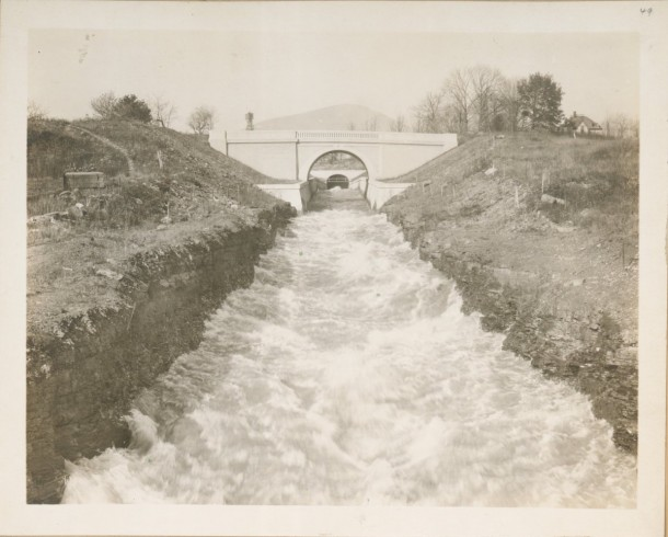 This Is What They Built To Provide Water To NYC In 1915 3