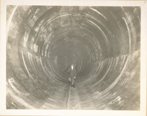 This Is What They Built To Provide Water To NYC In 1915 5