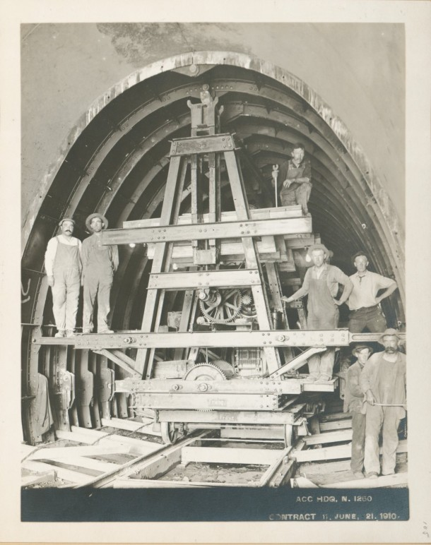 This Is What They Built To Provide Water To NYC In 1915 8