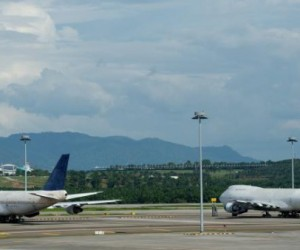 Three Boeing 747 Left Abandoned At Kuala Lumpur International Airport 2