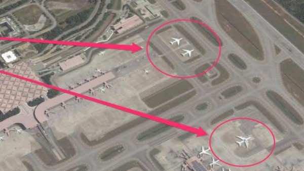 Three Boeing 747 Left Abandoned At Kuala Lumpur International Airport 3