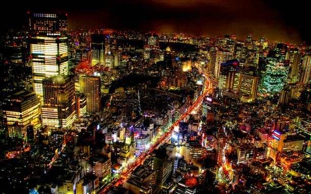 Tokyo Wallpaper 13