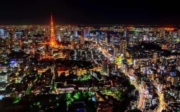 Tokyo Wallpaper 15