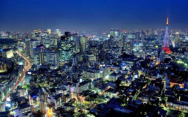 Tokyo Wallpaper 17