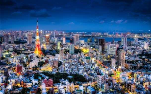 Tokyo Wallpaper 32