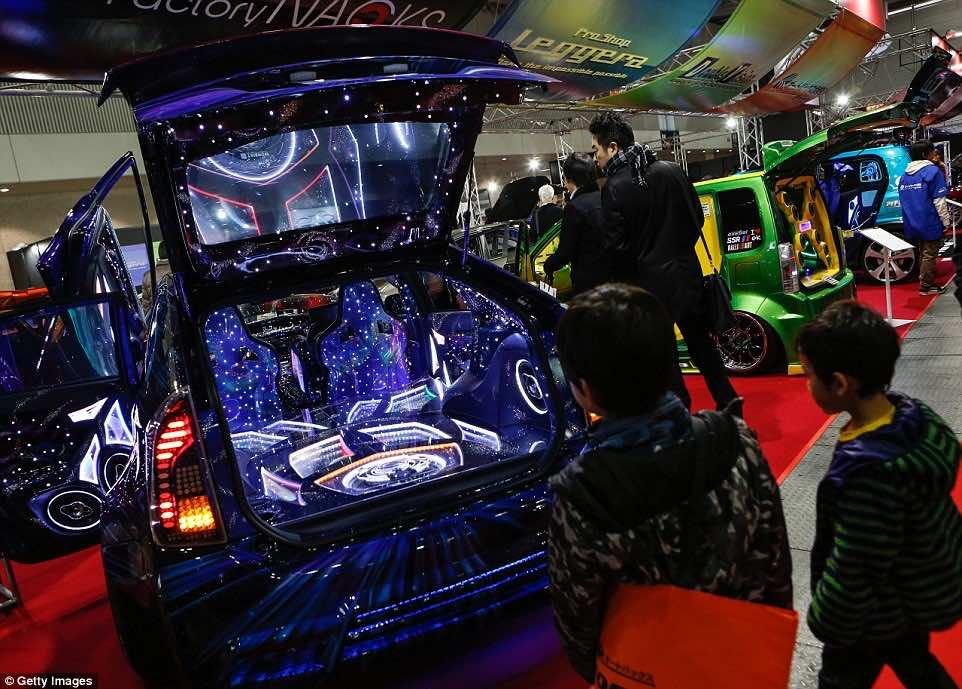 Tokyo car show11