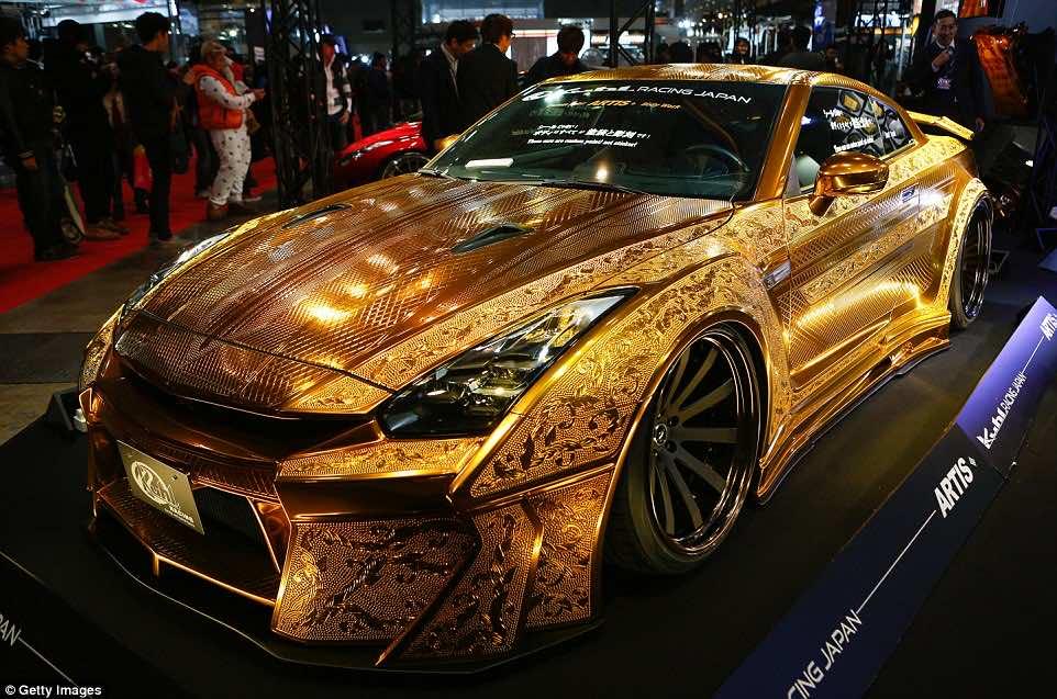 Tokyo car show12