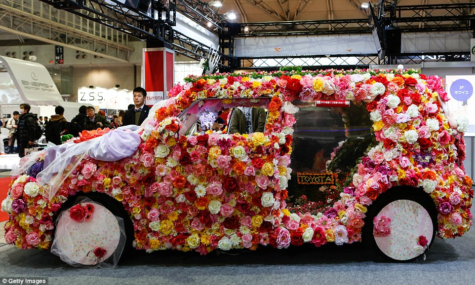 Tokyo car show13