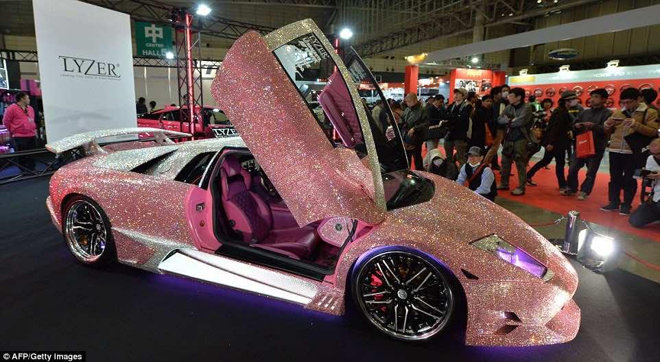 Tokyo car show14