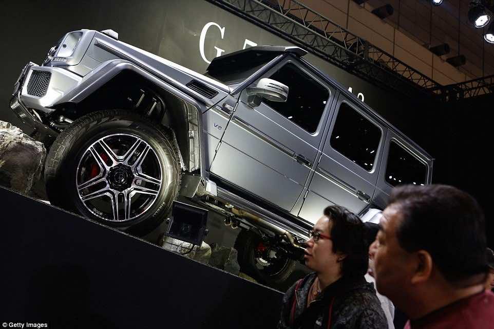 Tokyo car show2
