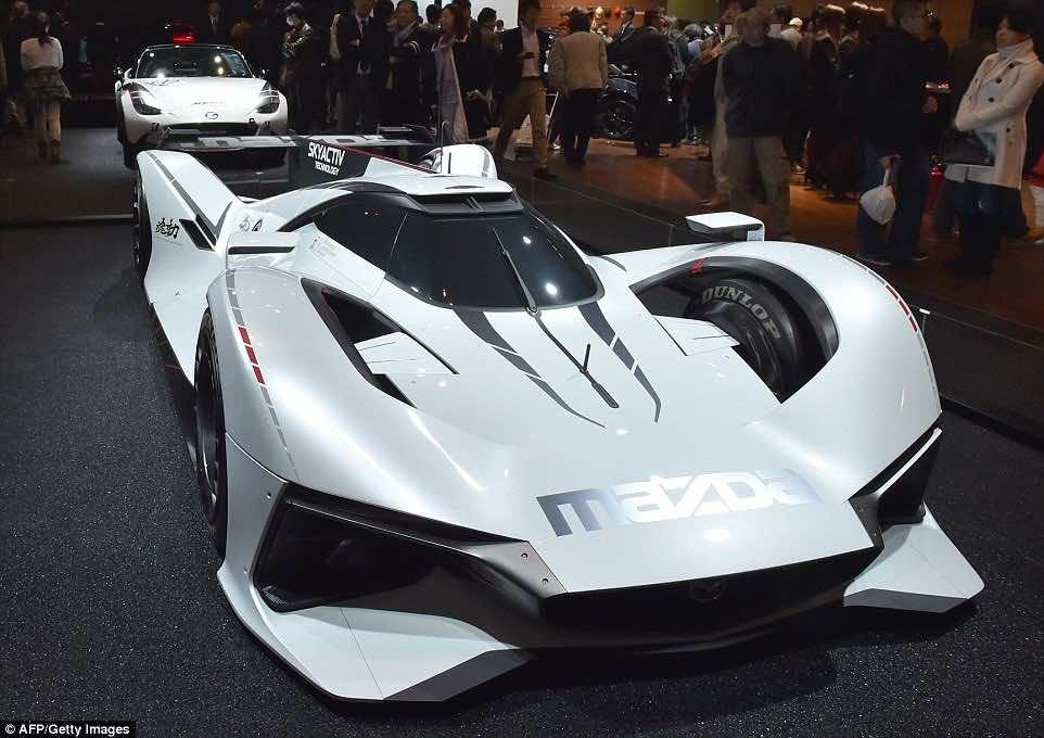 Tokyo car show5