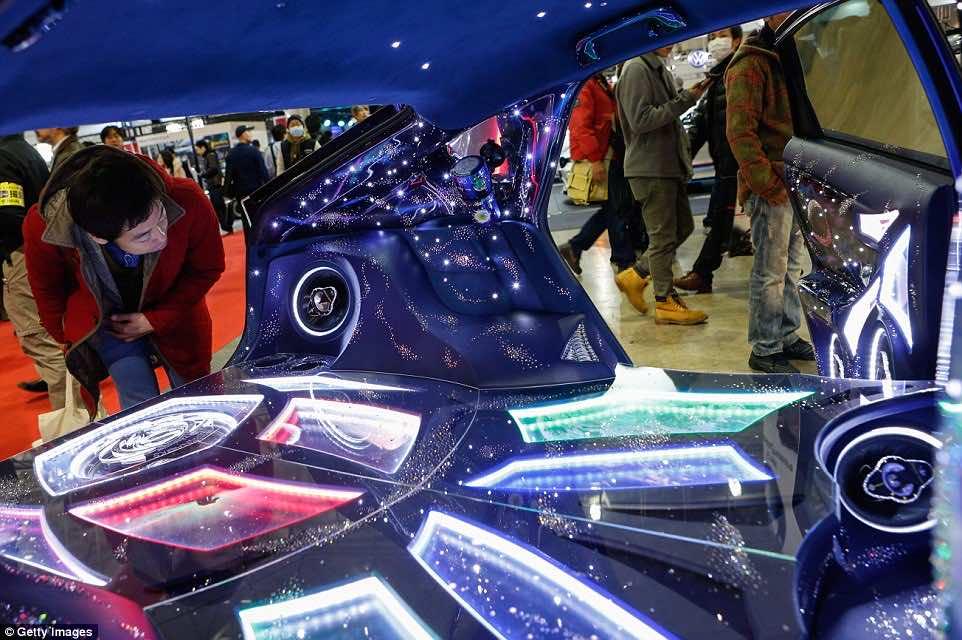 Tokyo car show9