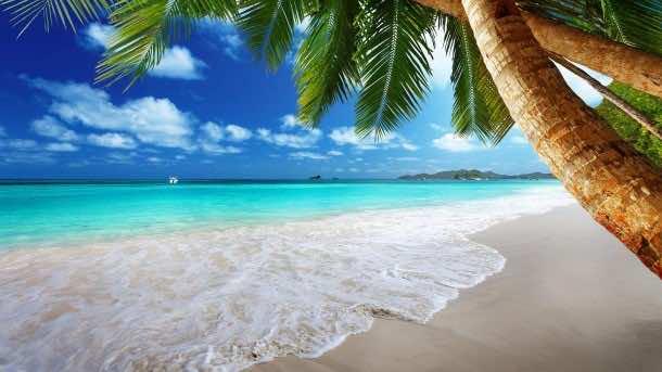 beach wallpaper 1