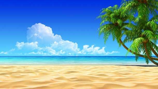 beach wallpaper 2