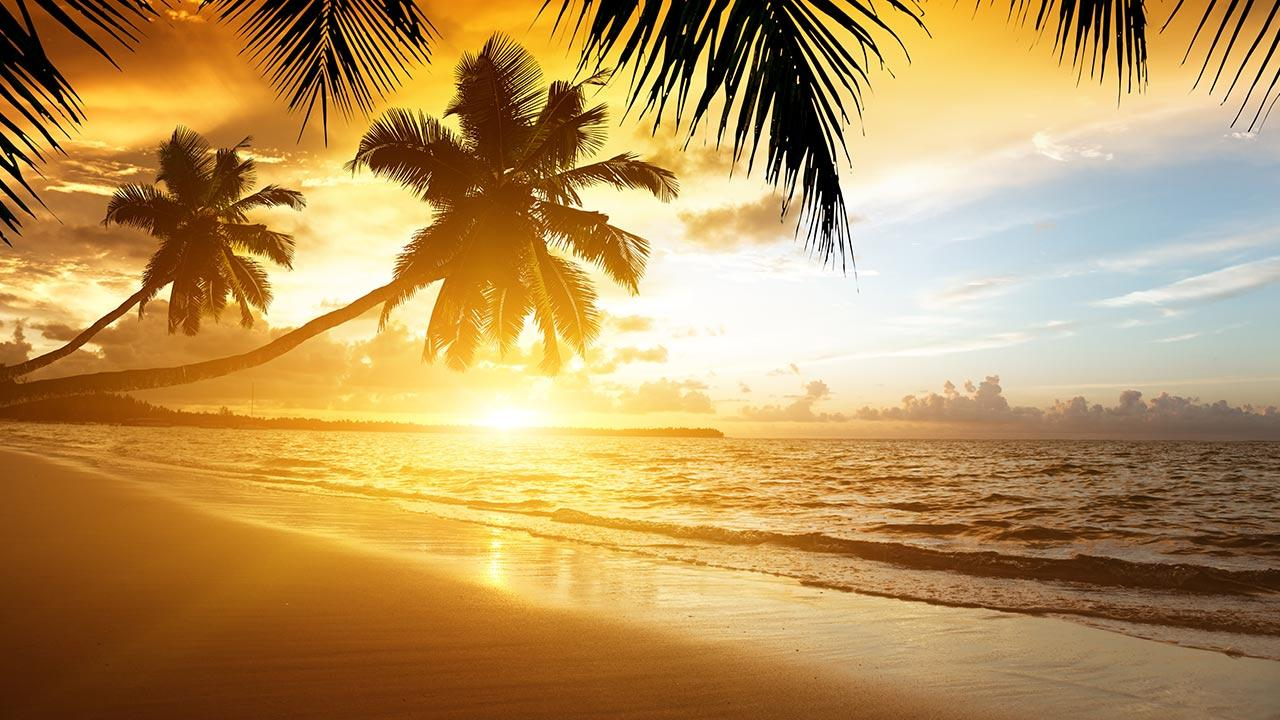45 Beach Wallpaper For Mobile And Desktop In Full Hd For Download