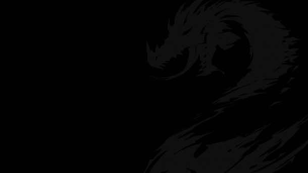 black wallpaper 36
