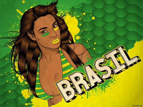 brazil wallpaper 11