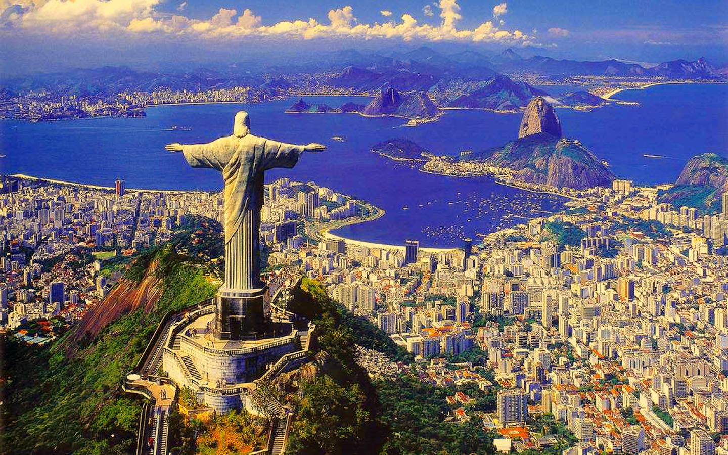 Brazil Wallpapers: A Place For Your Exotic Holiday