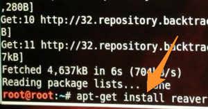 hack WPA key through brute force3