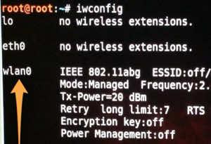 hack WPA key through brute force4
