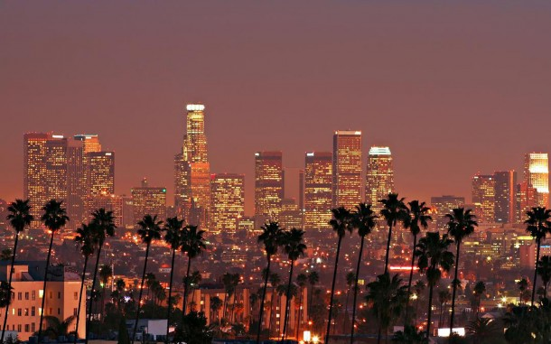 los angeles wallpaper