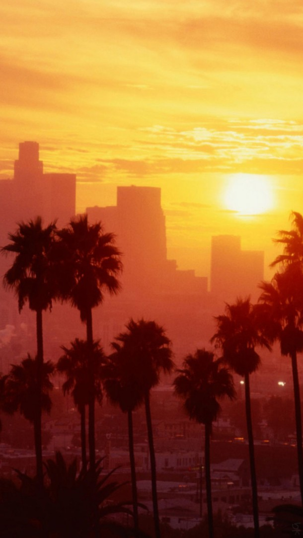 los angeles wallpaper 8