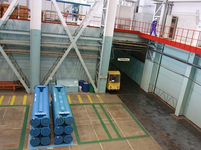 nuclear material manufacturing2
