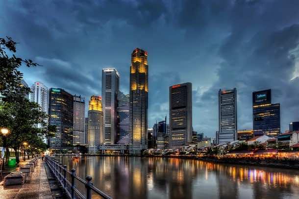 singapore wallpaper 7
