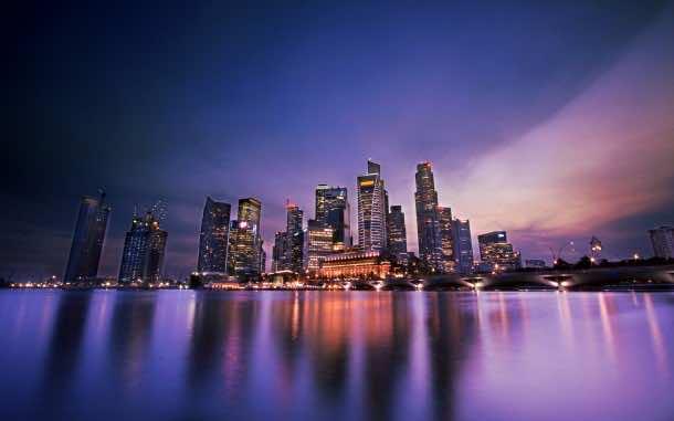 singapore wallpaper 8
