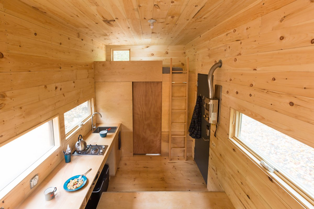 These Tiny Homes From Harvard Innovation Lab Are The