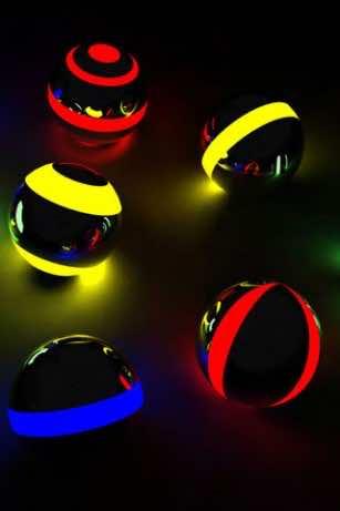 HD Hot Wallpaper ball