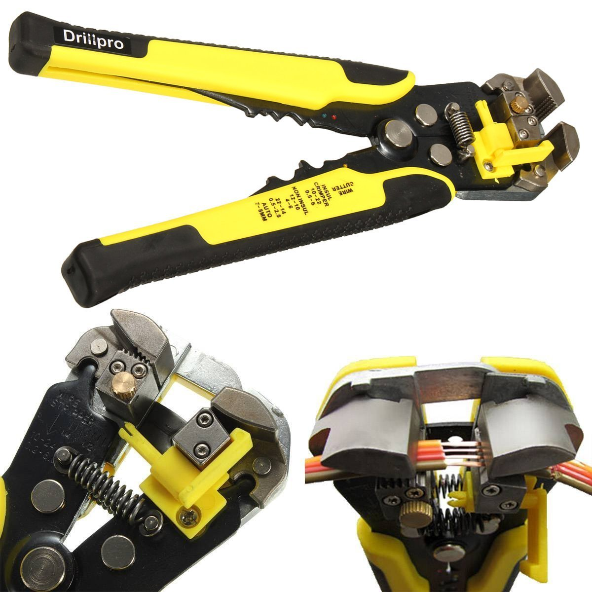 10 Best Adjustable Wire Strippers Available Online