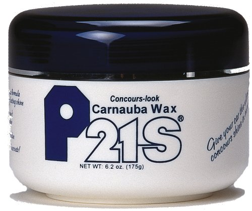 P21S Concours Carnauba Wax