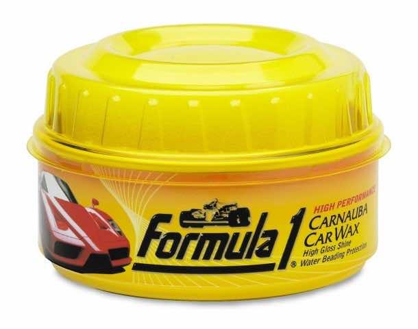 Formula 1 613762 Carnauba Paste Car Wax