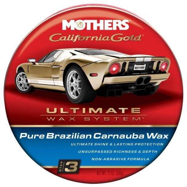 Mothers 05550 Car Wax