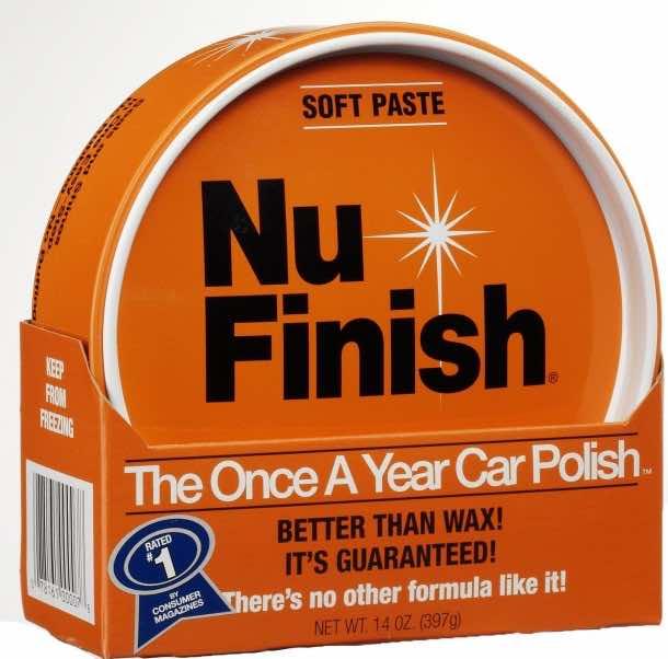 Nu Finish Paste Car Polish Car Wax