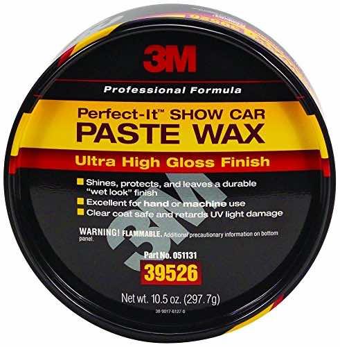 3M 39526 Perfect-It Show Car Paste Wax