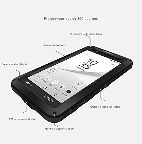 Xperia Z5 Premium Case by Magnix