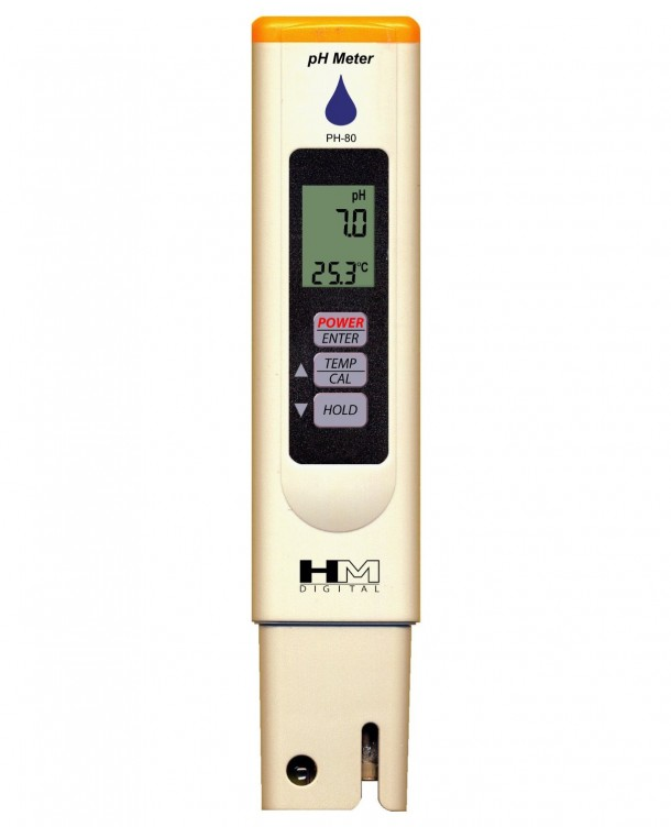 HMDPHM80 Digital pH/Temperature Meter