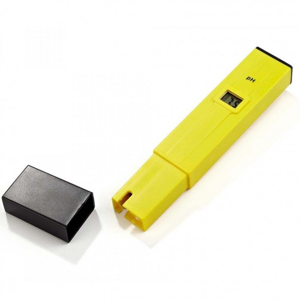 Dr.Meter® 0.1pH PH002 High Accuracy pH Meter