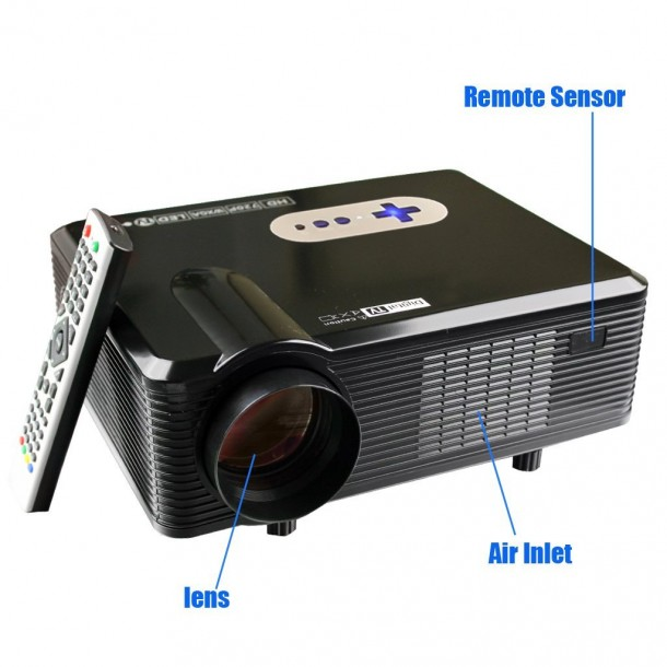 10 Best Gaming Projectors (5)